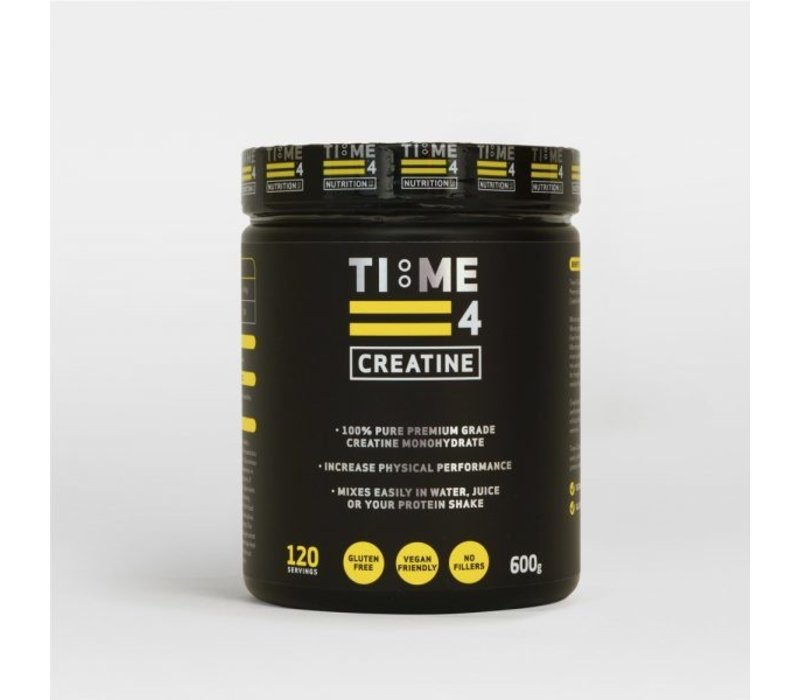 Time4nutrition creatine
