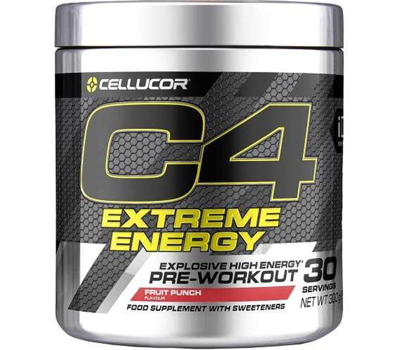 Cellucor C4 extreme energie 30 servings
