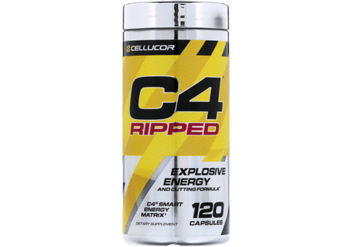 cellucor C4 cellucor ripped explosive energy 120 caps