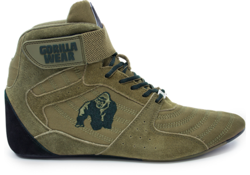 Gorilla Wear Gorilla Wear Perry high tops pro - legergroen