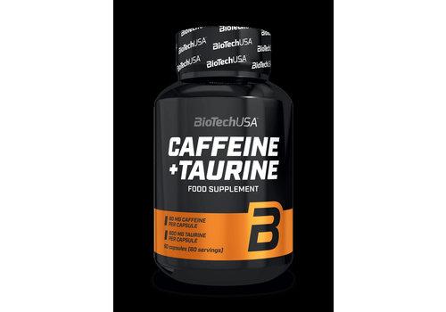Biotech USA BioTech USA caffeine/taurine 60 servings