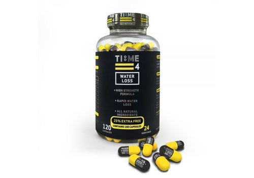 Time4nutrition Tim4Nutrition water loss 120 caps