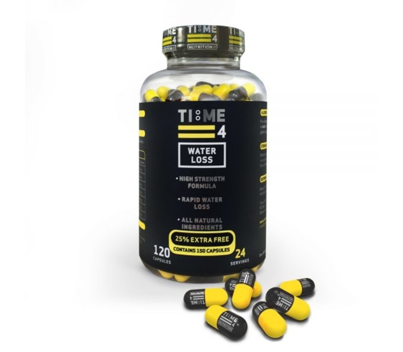Tim4Nutrition water loss 120 caps