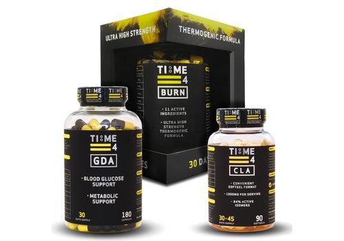 Time4nutrition Time4nutrition gewichtsbeheersing afvallen pakket