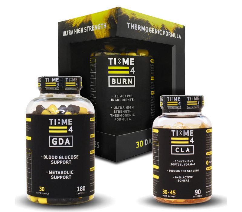 Time4nutrition gewichtsbeheersing afvallen pakket