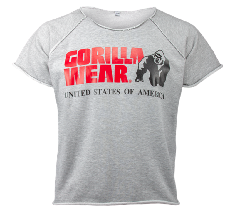 Gorilla Wear classic work-out top