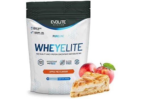 Evolite Nutrition whey Elite Evolite Nutrition whey elite 900 gram (verkrijgbaar in verschillende smaken)