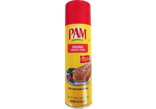 Pam Spray Pam Spray original 17 Oz