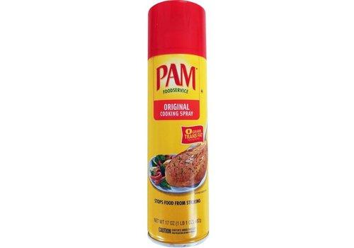 Pam Spray Pam Spray original 17 Oz