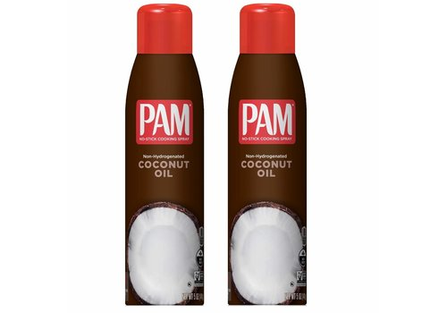 Pam Spray PAM Cooking Spray Coconut 463 doseringen