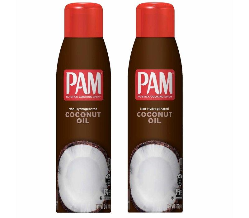 PAM Cooking Spray Coconut 463 doseringen