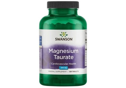Swanson Swanson Magnesium  taurate 100 mg