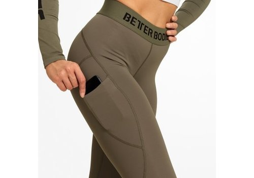 better bodies Better Bodies high bridge leggings