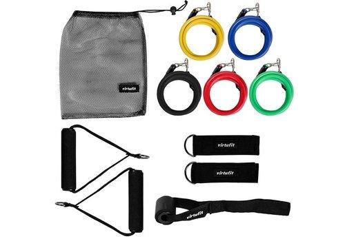 VirtuFit VirtuFit Resistance Kit - 11-delige Weerstandsbanden Set - Inclusief Handvaten