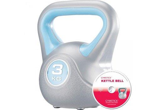 Gymstick Gymstick kettlebell 3KG
