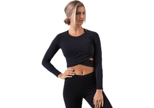 Better Bodies Better Bodies Vesey LS top
