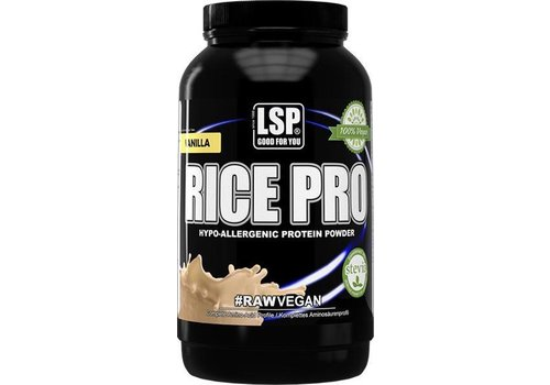 LSP Sports Nutrition LSP sport nutrition rice pro