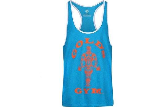 Gold's Gym Gold's Gym stringer aqua (verkrijgbaar in 2 kleuren)