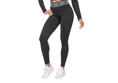 Better Bodies Better Bodies rib seamless tights