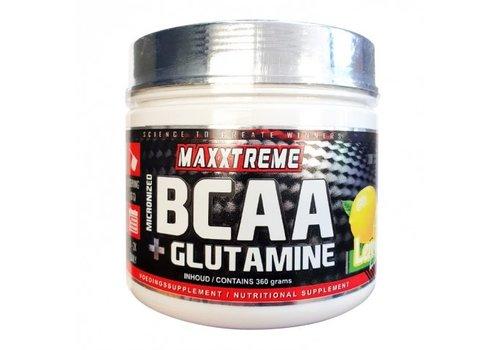 Maxxtreme Maxxtreme Micronized bcaa & glutamine poeder (360 gram)