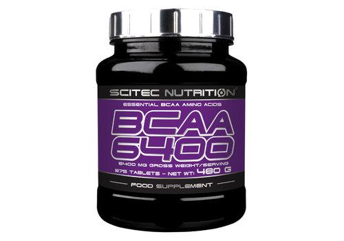 Scitec Nutrition Scitec Nutrition 6400 BCAA 480 mg