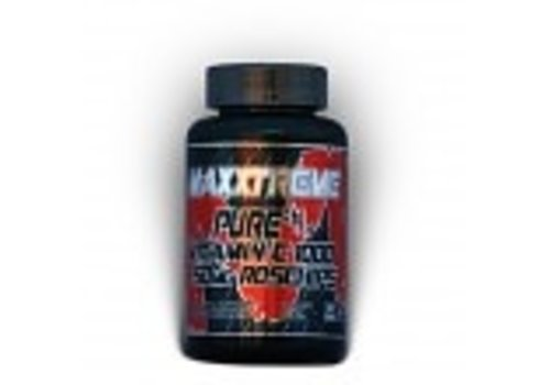 Maxxtreme Maxxtreme pure vitamin C-1000 + 50 mg rosehips