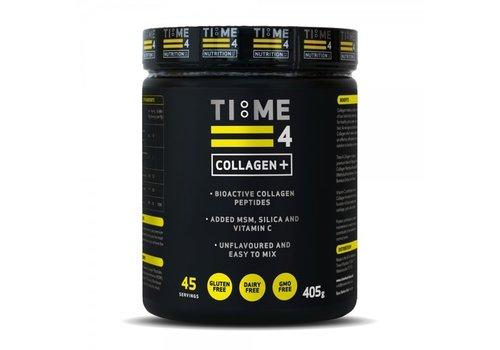 Time4nutrition Time4nutrition collagen+ 405 gram