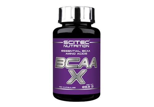 Scitec Nutrition Scitec Nutrition BCAA  X  essential bcaa amino acids  20 caps