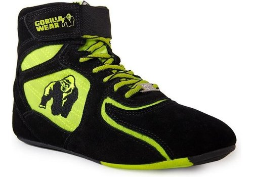 Gorilla Wear Gorilla Wear High Tops limited edition green/black