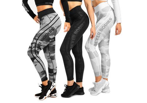 better bodies Better Bodies camo high tights (verkrijgbaar in verschillende kleuren)