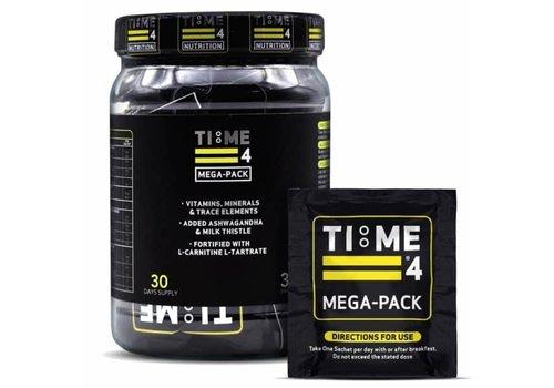 Time4nutrition Time 4 Mega-pack (vitamine pakket)