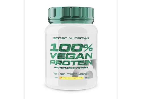 Scitec Nutrition Scitec Nutrition  100% plant vegan