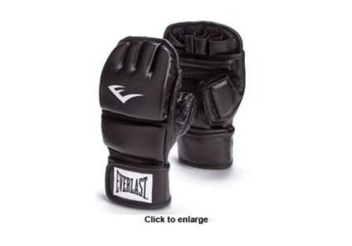 Everlast Everlast vinyl wristwrap heavy bag gloves