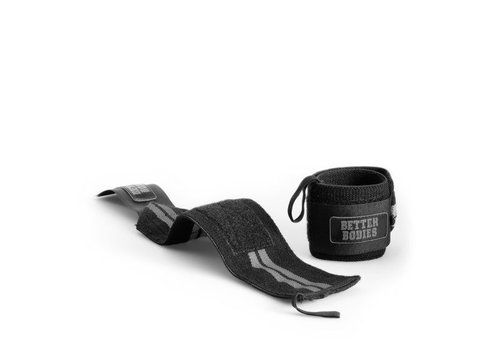 Better Bodies Better Bodies elastic wrist wraps