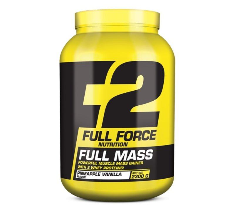 F2 Full Force full mass