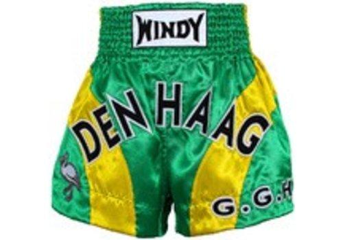 Windy Windy muay Thai broek Den Haag