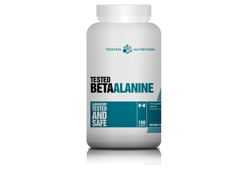 Tested Nutrition Tested beta alanine