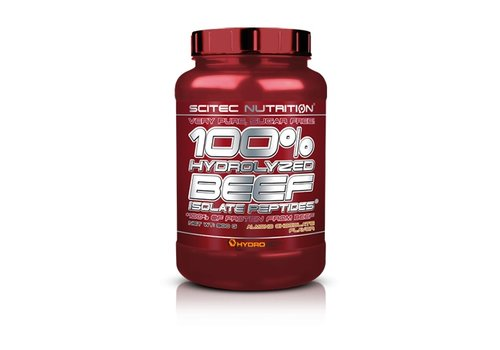 Scitec Nutrition Scitec Nutrition 100% hydrolized beef isolate peptides