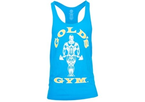 Gold's Gym Gold's Gym muscle Joe premium stringer