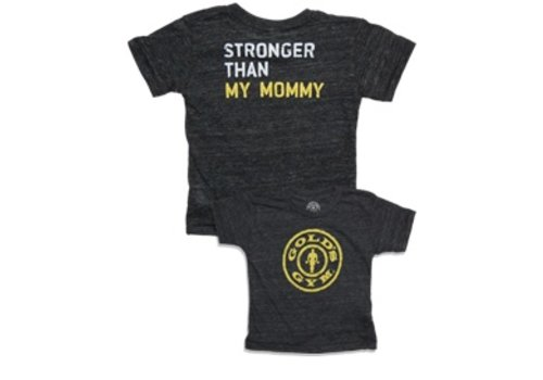 Gold's Gym Gold's Gym stronger than my mommy