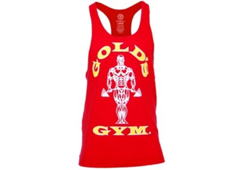 Gold's Gym Gold's Gym muscle Joe premium stringer
