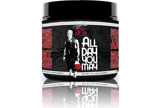 Rich Piana 5% Rich Piana 5% all day you may