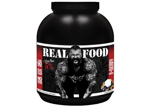 Rich Piana 5% Rich Piana 5% real food