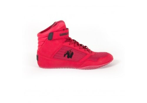 Gorilla Wear Gorilla Wear high tops red