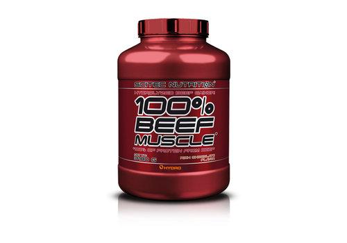 Scitec Nutrition Scitec Nutrition 100% beef muscle