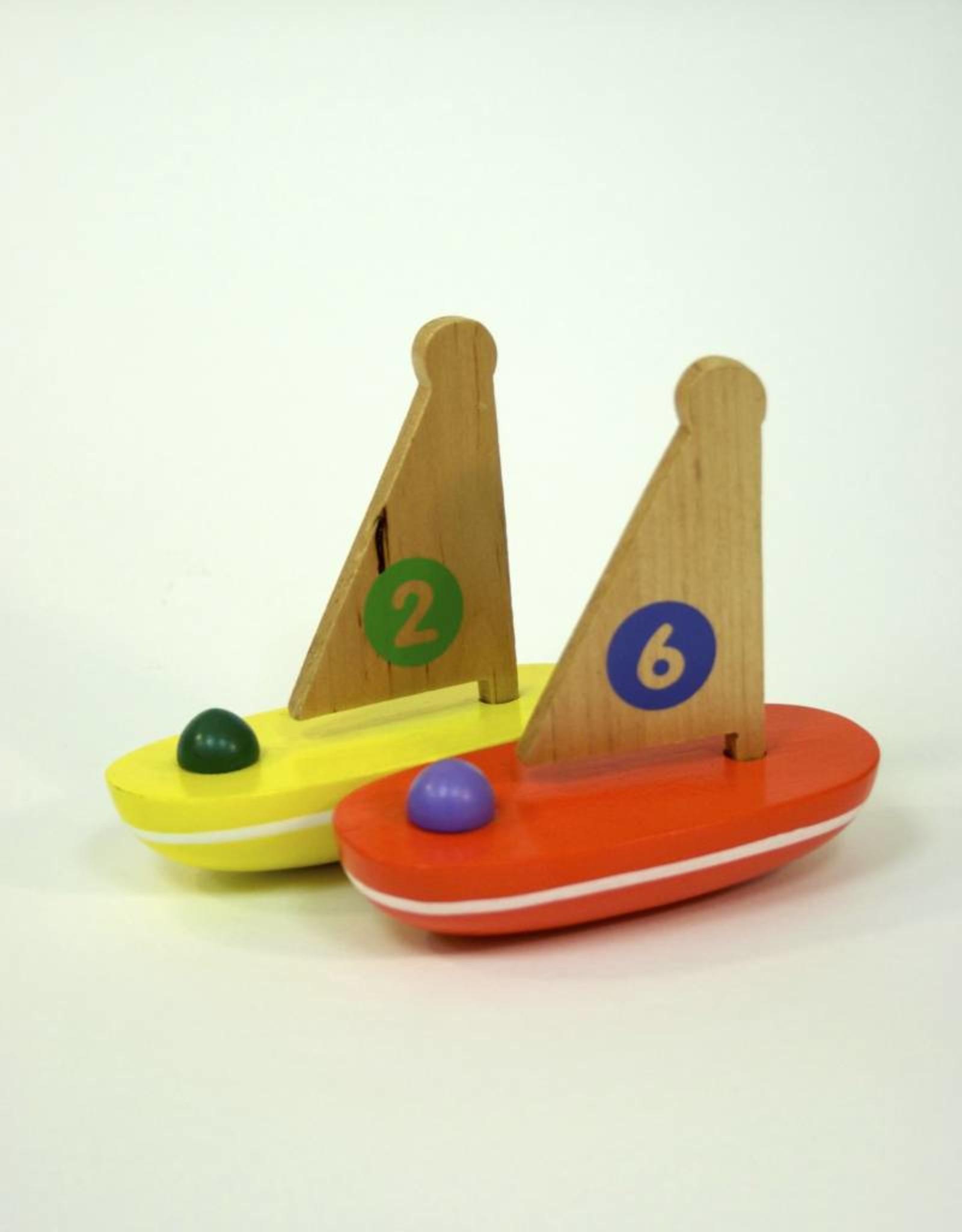 Tobar Wooden Sailing Boat