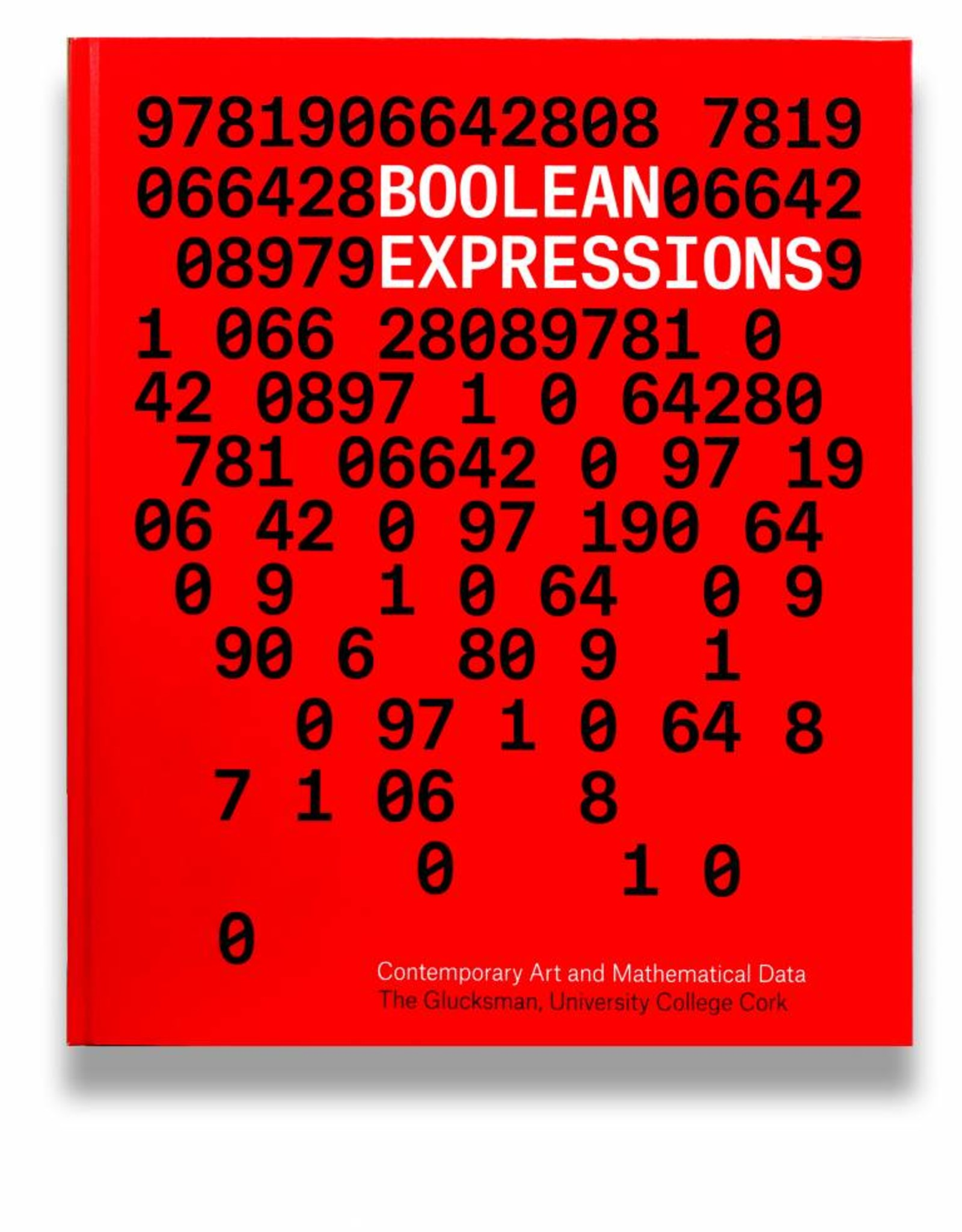 Boolean Expressions: Contemporary Art and Mathematical Data