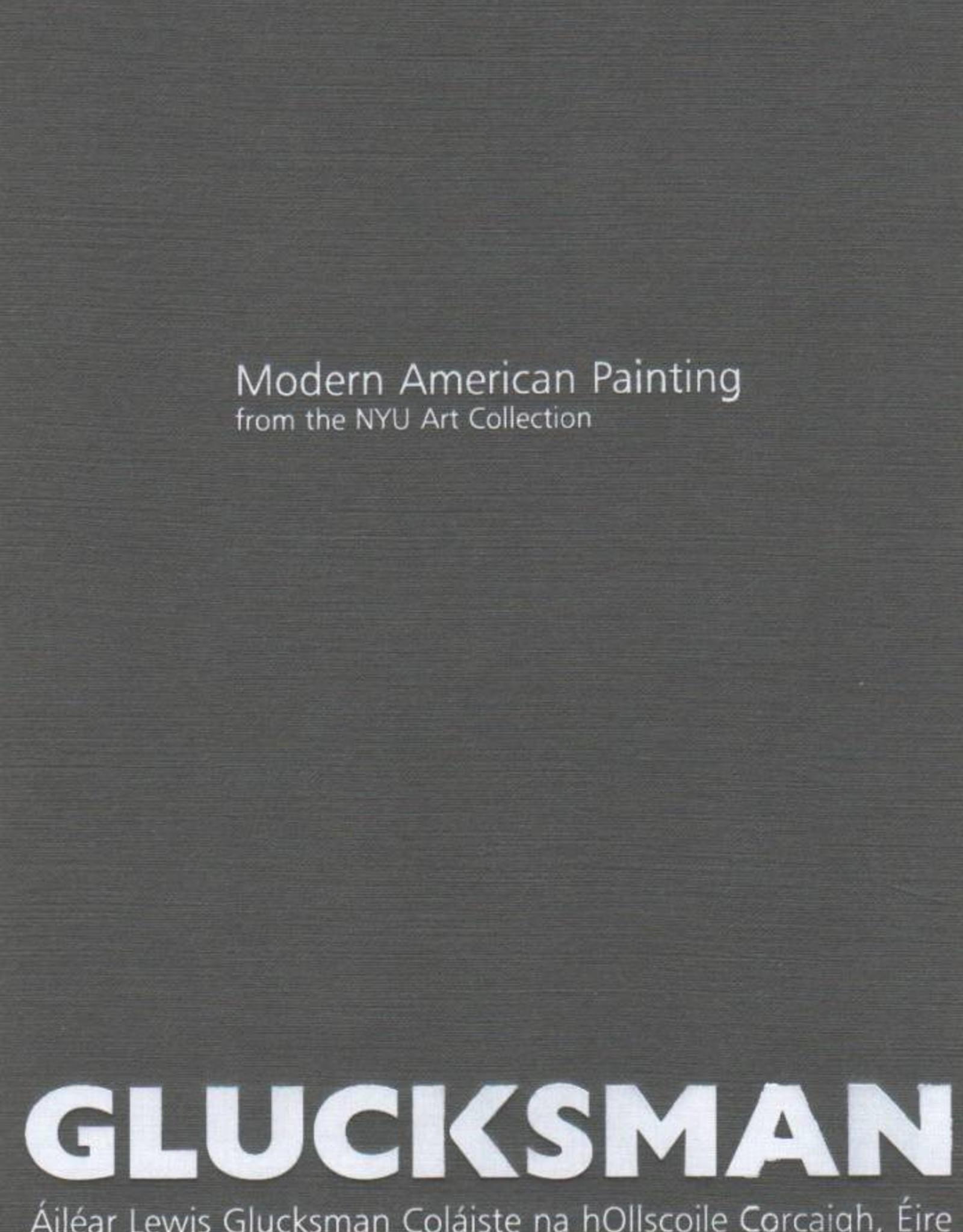 The Glucksman Modern American Painting