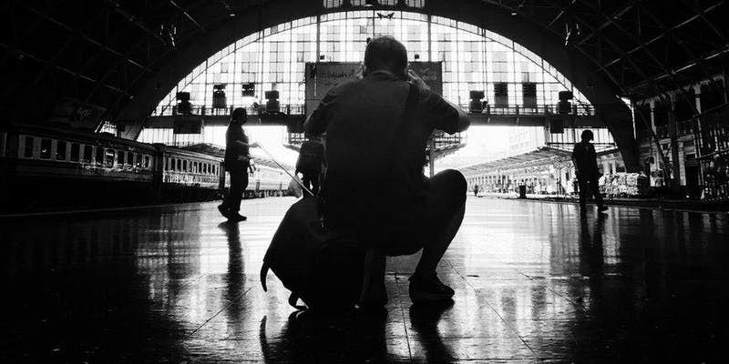 Saturday Masterclass Street Photography with Brendan O'Se