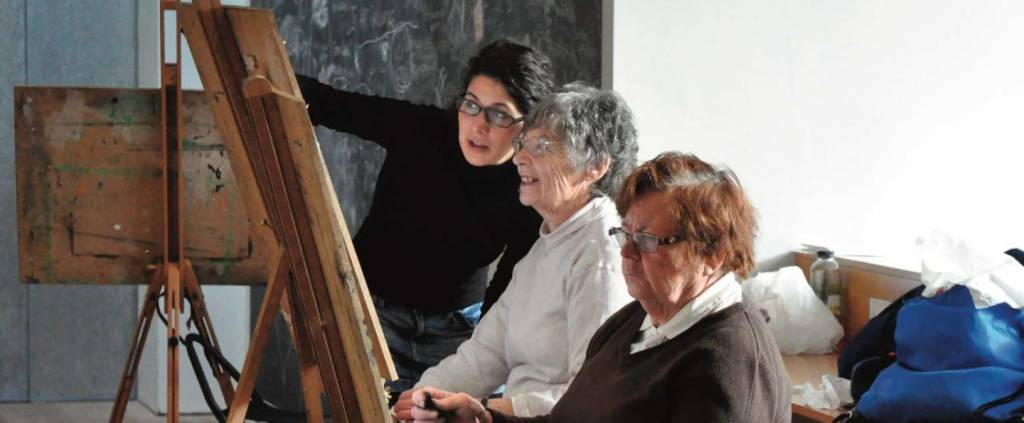 Art Club Senior 55+ for 6 week course; 29 January - 5 March 2019